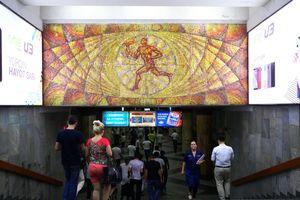 Uzbekistan và kiến trúc bí mật của tàu điện ngầm Tashkent