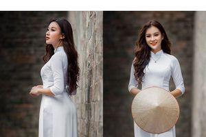 9x xinh đẹp, đa tài trường Thương Mại liệu có đăng quang iMiss Thăng Long 2018?