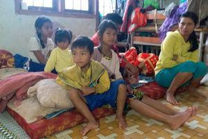 Kon Tum: Di rời khẩn hàng trăm hộ dân khu vực sạt lở