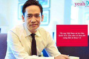 Duy Mạnh trở thành 'thánh tiên tri' khi dự đoán chính xác tỉ số trận đấu giữa Việt Nam và Hàn Quốc