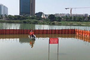Quảng Ninh: Cứu hồ ô nhiễm bằng công nghệ Bakture