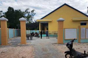 Quảng Nam: Cháu bé 4 tuổi tử vong do bị điện giật ở trường mầm non