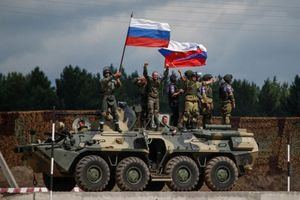 NATO lo ngại Nga tập trận Vostok-2018 để chuẩn bị 'xung đột quy mô lớn'
