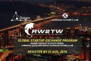 SIHUB tuyển startup Việt mở rộng thị trường tại Hàn Quốc