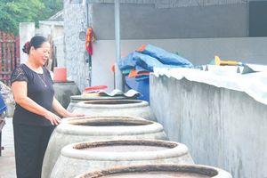 Nước mắm Ba Làng: 'Mĩ vị' dân gian