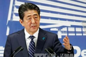 Thủ tướng Nhật Bản Shinzo Abe: Gia tăng uy tín trước thềm cuộc bầu cử Chủ tịch đảng LDP cầm quyền