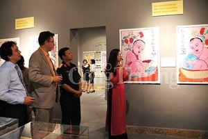 Nhiều hoạt động kỷ niệm Quốc khánh 2/9 tại Hoàng thành Thăng Long