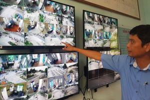 Thanh Hóa: Phủ sóng camera giám sát đường ngang qua đường sắt