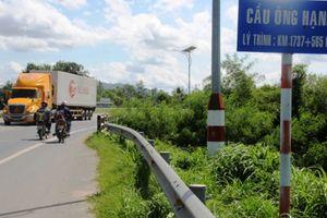 Gia tăng vi phạm tốc độ trên QL1 qua Bình Thuận