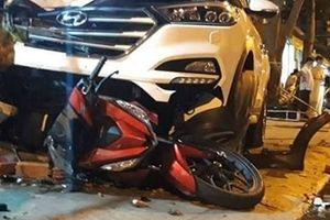 Xác định nguyên nhân ô tô 'điên' tông 6 người thương vong