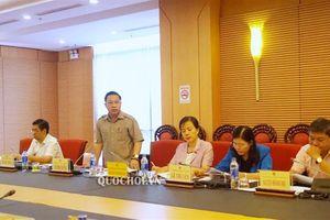 Ủy ban Về các vấn đề xã hội thẩm tra sơ bộ việc thực hiện các mục tiêu quốc gia về bình đẳng giới