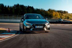 Hyundai i30 N Performance công suất cực mạnh sau khi độ