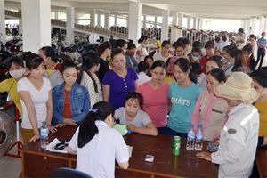 Truyền thông, tư vấn sức khỏe cho lao động nữ: Chưa đáp ứng yêu cầu