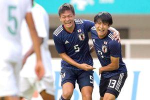 Trực tiếp U23 Nhật Bản vs U23 UAE, bán kết bóng đá ASIAD 2018