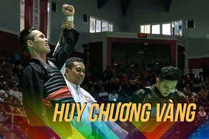 Khoảnh khắc pencak silat mang về HCV thứ 4 cho Đoàn thể thao Việt Nam
