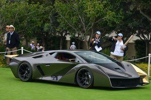 Siêu xe có thiết kế kì dị dựa trên Lamborghini Gallardo ra mắt