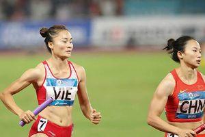 Đánh bại Trung Quốc, điền kinh Việt Nam có thêm huy chương ở ASIAD
