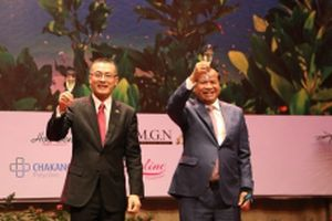 Chiêu đãi trọng thể kỷ niệm 73 năm Quốc khánh 2-9 tại Campuchia
