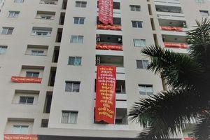 UBND quận 4 ra 'tối hậu thư' cho chủ đầu tư chung cư Vạn Đô