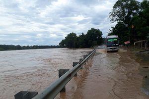 Các đơn vị, địa phương chủ động ứng phó với mưa lũ