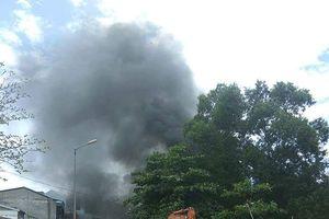 Cháy kho đồ Nhà hát Múa rối cố đô Huế