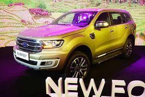 Cận cảnh Ford Everest 2018 'giảm giá' 500 triệu tại VN