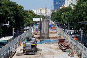 Thông tin về 5 dự án đường sắt đô thị đội vốn 132.000 tỷ