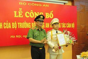 TS, Đại tá Lê Quang Bốn được bổ nhiệm làm HT trường ĐH PCCC