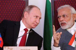 Mỹ cảnh cáo Ấn Độ về việc mua vũ khí Nga