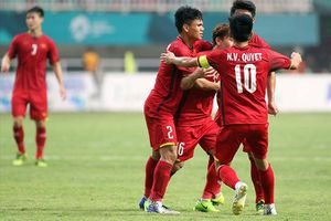 BLV Vũ Quang Huy: 'Tự hào quá Olympic Việt Nam ơi'