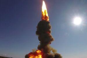 Nga công bố video phóng thử tên lửa đánh chặn mới