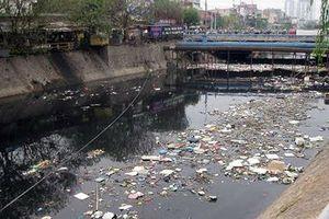 Người dân cần 'vào cuộc' để cứu các dòng sông Hà Nội