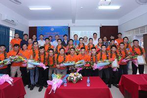 Trường ĐH Lạc Hồng đón nhà vô địch Robocon Châu Á – Thái Bình Dương