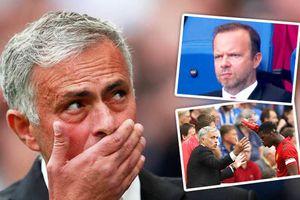 Cầu thủ MU 'bỏ phiếu' sa thải Mourinho, Real bất ngờ mua Sterling