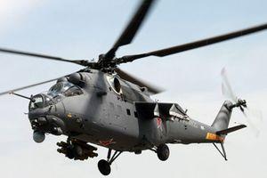Trực thăng quân sự Ethiopia gặp nạn, 18 người chết