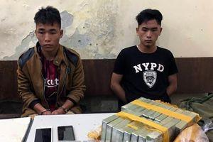 Sơn La: Hai anh em ruột vận chuyển 18 bánh heroin