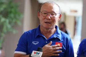 HLV Park Hang-seo muốn thắng UAE giành HC đồng trong 90 phút