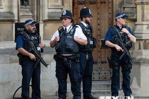 Cảnh sát Anh bắt giữ một đối tượng 16 tuổi liên quan đến khủng bố