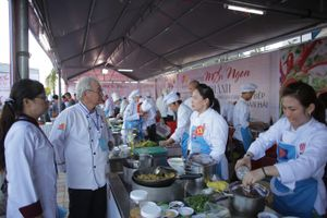 Lễ 2/9: Khám phá ngày hội ẩm thực tại đầu cầu Rồng - Đà Nẵng