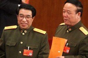 Hàng loạt tướng Trung Quốc liên tiếp bị quật ngã vì tham nhũng