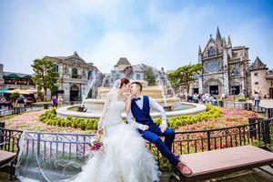 Địa điểm lý tưởng cho bộ ảnh cưới đẹp như truyện cổ tích