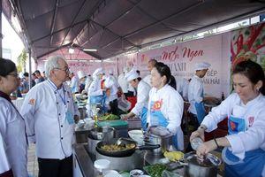 Phong phú hoạt động chương trình Ngày Hội ẩm thực Đà Nẵng