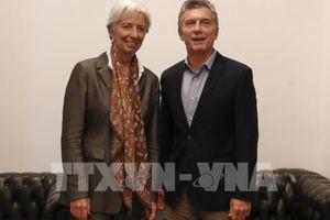 IMF đồng ý giải ngân nhanh gói viện trợ cho Argentina