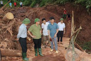 Điện Biên: Thiệt hại do mưa lũ tiếp tục gia tăng