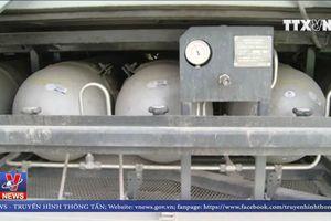 TPHCM xây 12 trạm nạp gas cho xe buýt