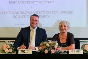 Đại học RMIT hợp tác với TNO thúc đẩy chuyên môn về an ninh mạng