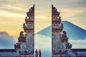 Đền Pura Lempuyang Luhur - chiếc cổng trời bước ra từ thần thoại