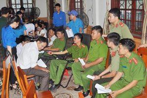 Hà Tĩnh: Gần 1.000 người tham gia hiến máu nhân đạo