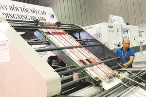 Gần 400 doanh nghiệp tham dự Triển lãm quốc tế về đóng gói bao bì, in ấn và chế biến thực phẩm 2018
