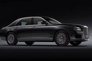 Limousine của Tổng thống Nga đã có phiên bản 'dân thường'
